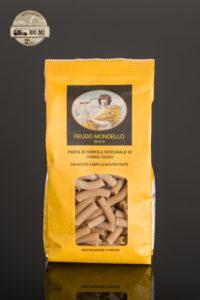 Maccheroni integrali di grano duro Siciliano