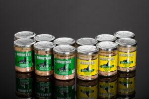 Confezione mista 6 filetti di tonno Bonito del norte + 6 filetti di tonno Yellofin Arroyabe